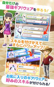 screenshot of みんゴル version 4.4.0