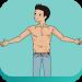 Download 집에서하는헬스,홈웨이트트레이닝 패션근육 다이어트 운동 2.1.1 APK