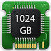 Download 1024 GB Storage Space Cleaner: 1024 GB RAM Booster 0.1 APK