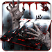 Download 3D Live Walking Dead Zombie Keyboard 10002 APK