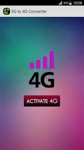 Download 3G to 4G LTE converter prank 0.1.0 APK