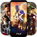 Download 4K Superheroes Wallpapers - Live Wallpaper Changer 1.2.5 APK