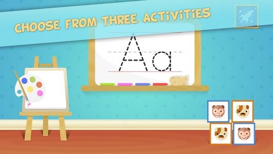 screenshot of ABC Preschool Free version 3.0