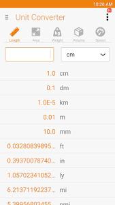 Download Calculator - unit converter 1.5.0.85_160701 APK