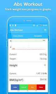 Download Abs Exercises - Six Pack Workout 1.3 APK