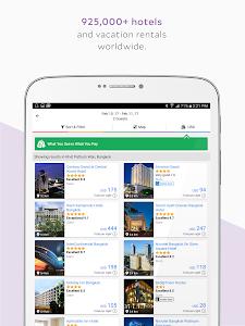 screenshot of Agoda – Hotel Booking Deals version 3.10.1