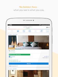 screenshot of Agoda – Hotel Booking Deals version 3.8.1