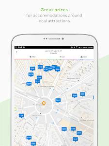 screenshot of Agoda – Hotel Booking Deals version 2.21.2