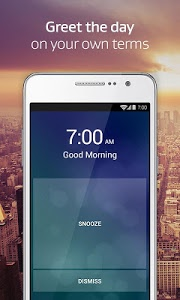 screenshot of Alarm Clock Xtreme Free +Timer version Varies with device