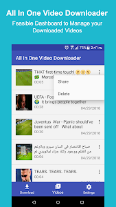 Download All In One Video Downloader 1.6 APK