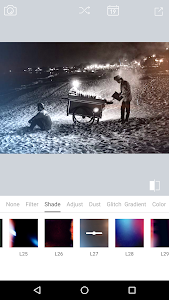 Download Kdak Filter - Analog film light leak photo filters 1.1.3 APK