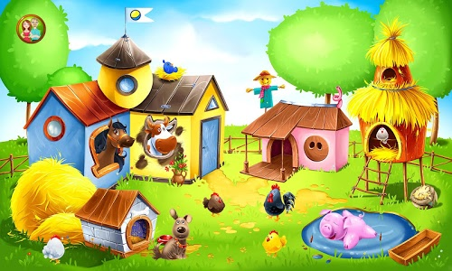 Download Animal Farm for Kids - Learn Animals for Toddlers 1.1.26 APK