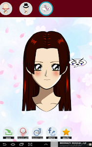 screenshot of Anime You - Avatar Creator version 1.0.3