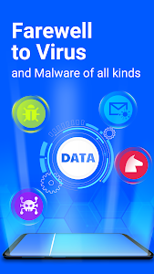 screenshot of Antivirus Free 2019 - Scan & Remove Virus, Cleaner version 1.2.3