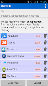 screenshot of ApkShare version v20180507