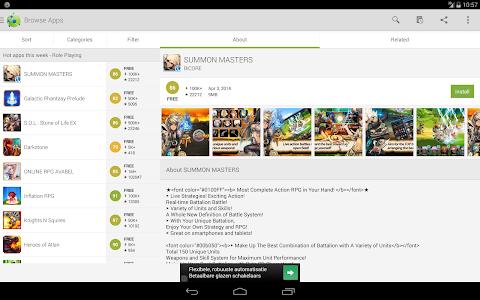 Download AppBrain App Market 9.7.2 APK