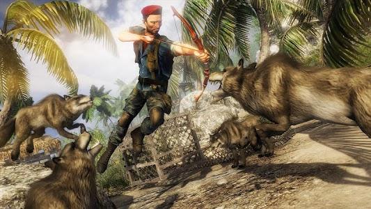screenshot of Army Commando Jungle Survival version 3.0