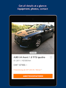 Download AutoScout24 Switzerland – Find your new car  APK