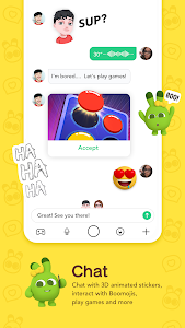 Download BOO! - Next Generation Messenger 4.5.3 APK