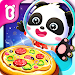 Download Little Panda Chef's Robot Kitchen-Kids Cooking 8.25.10.00 APK