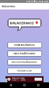 screenshot of Pixel Speech Bubbles version 2.5.2