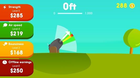 screenshot of Ball's Journey version 1.1.7.1