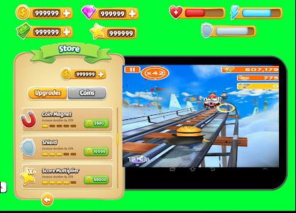 screenshot of Banana Run : Adventure of minion version 1.0