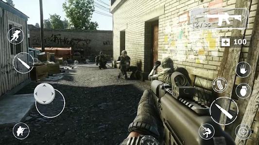 screenshot of Battle Of Bullet: free offline shooting games version 2.1.2d