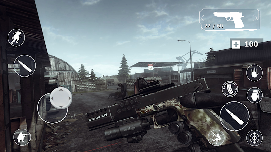 screenshot of Battle Of Bullet: free offline shooting games version 2.1.2a