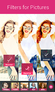 screenshot of Beauty Cam- Selfie camera with photo filters version 1.0.7.6