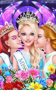 screenshot of Beauty Queen - Star Girl Salon version 1.3