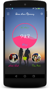 screenshot of Been Love Memory - Love counter version 1.2.37