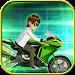 Download Ben Alien Rider Motor Fire 1.1 APK