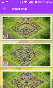 Download Best Bases & Maps For COC ( TH 12 ) 2.1 APK