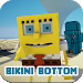Download Map Bikini bottom for MCPE 2.0 APK