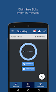 Download Storm Play - Earn Free Bitcoin 5.1.4 APK
