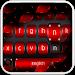 Download Black Red Metal Keyboard 10001002 APK