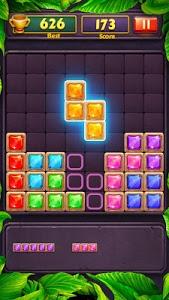 screenshot of Block Puzzle Jewel version 37.0