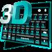 Download Blue Neon Fonts Tech Beam Keyboard - Neon fonts 1.0 APK