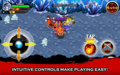 screenshot of Brave Trials version 1.8.0