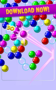 screenshot of Bubble Shooter ™ version 8.65