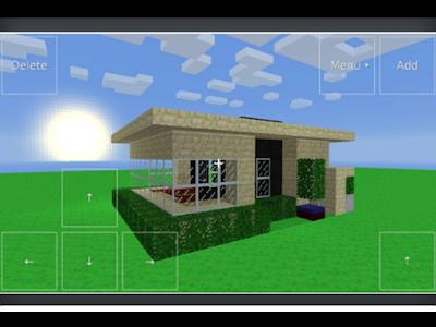 screenshot of Building Exploration Pro version 0.1.4