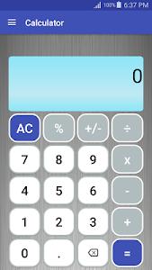Download Calculator 1.3.1 APK