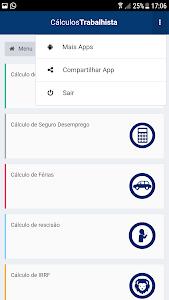 Download Cálculos Trabalhista - Regras 2018 1.3.0 APK