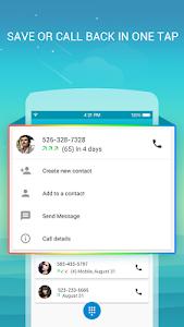 screenshot of Caller ID & Call Block version 1.1.2