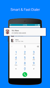 screenshot of Call Blocker & Caller ID Free version 1.1.9