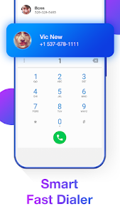 screenshot of Caller ID & Call Blocker Free version 1.3.4