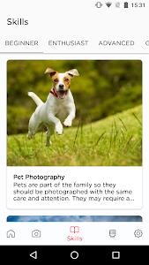 screenshot of Canon Photo Companion version 5.1.1_185defd0