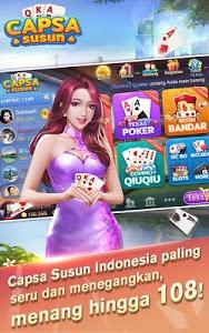 screenshot of Capsa Susun Online:Poker Free version 2.7.1.0