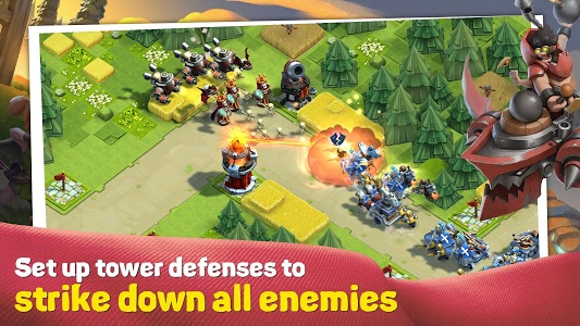 Download Caravan War: Heroes and Tower Defense 1.6.2 APK